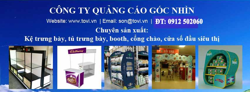 Công ty sản xuất Activation Booth tại TP.HCM
