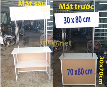 booth trưng bày bán hàng