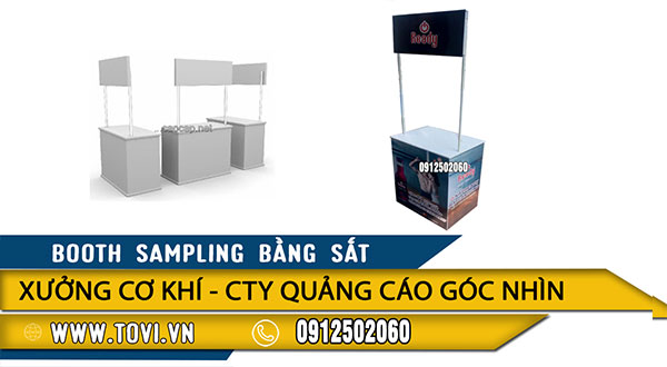 san-xuat-mau-booth-sampling