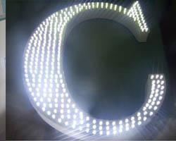 Chữ nổi LED siêu sáng ở Hóc Môn