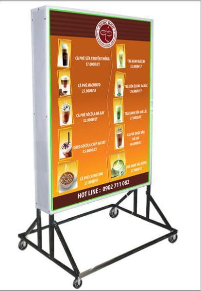 hộp đèn quảng cáo quận 12